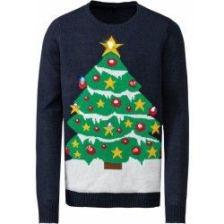 LIVERGY® Pánský vánoční svetr vánoční strom od 249 Kč - Heureka.cz e53f550a3b