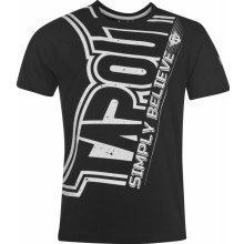 Tapout Large Logo T Shirt Mens Black