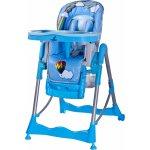Caretero Magnus Fun blue jídelní židlička
