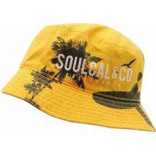 Soul Cal Bucket Hat Mens Sunset