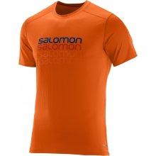 Salomon Cosmic logo SS M clementine-X