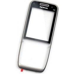 Kryt na mobilní telefon Kryt Nokia E52 přední černý