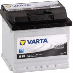 Varta Black Dynamic 12V 45Ah 400A 545 412 040