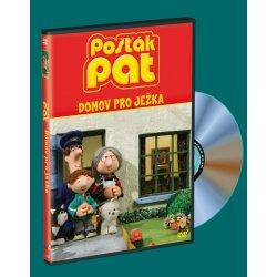 e1e98c06a32 Pošťák pat  nové příběhy 4 - domov pro ježka DVD alternativy ...