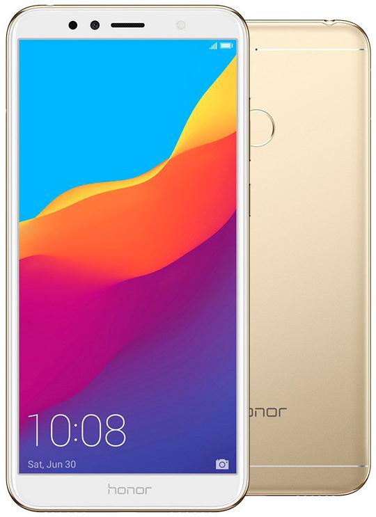 Honor 7A 3GB/32GB Dual SIM návod, fotka