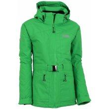 Nordblanc dámská zimní bunda REPUTE NBWJL5829 zelená