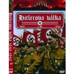 Válečné šílenství 1 - hitlerova válka 1. díl DVD