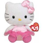 Beanie Babies Lic HELLO KITTY 15 cm balerínka