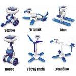 Hütermann SolarBot modrý 6 v 1 verze 2012