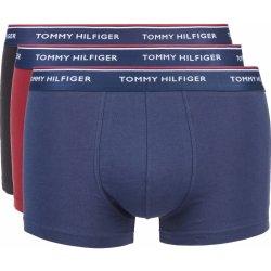 a13bf8bf9d Tommy Hilfiger Boxerky Černá Modrá Červená 3 ks