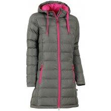 Altisport dámský zimní kabát SUTINA ALLW16005 šedá