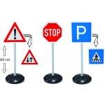 Velká sada dopravních značek 5 typů