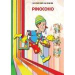 Pinocchio Rozprávková maľovanka