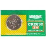 Baterie MOTOMA CR2032 5 ks
