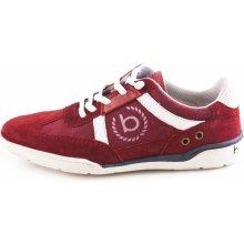 b7b4702abc9 Pánská obuv BUGATTI Pánské tenisky 321-46560-1469 červená