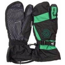 Meatfly Spock W14 rukavice zelená