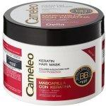 Delia Cosmetics Cameleo BB keratinová maska pro barvené a melírované vlasy 500 ml