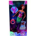 Simba Panenka Steffi kouzelná mořská panna, světelné efekty