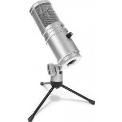 Pokud je phantomové napájení aktivní, nesmíte nikdy připojit jiné zařízení, nežli kondenzátorový mikrofon.