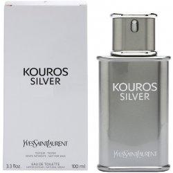 e247826461 Yves Saint Laurent Kouros Silver toaletní voda pánská 100 ml tester ...