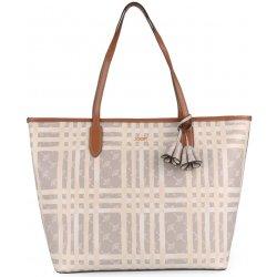 c2dc01dcc5 Joop! dámská shopper kabelka Cortina Cheque Lara 4140004356 béžová ...