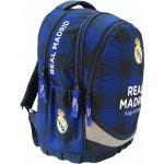 Eurocom ergonomicky tvarovaná batoh Real Madrid kolekce SINCE 1902 76211bbef4