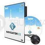Pocket Navigator Evropa Truck + USB GPS BR 355