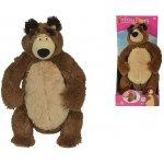 Simba Máša a medvěd Plyšový medvěd 43 cm