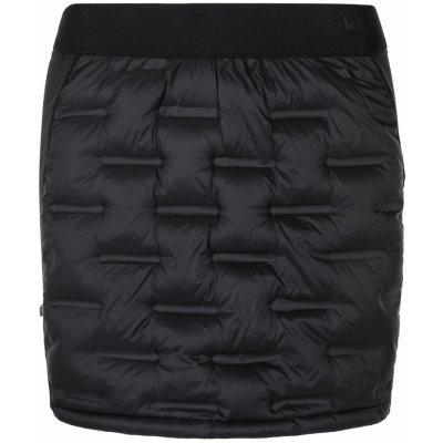 Kilpi dámská zateplená sukně LIAN-W černá