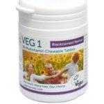 Veg1 vegan multivitamin tablety cer rybízové 90 tablet
