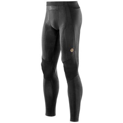 Skins A400 Long Tights Mens Black