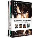 4x Asijský akční film 4 : Zrození legendy + Goemon + Boj...