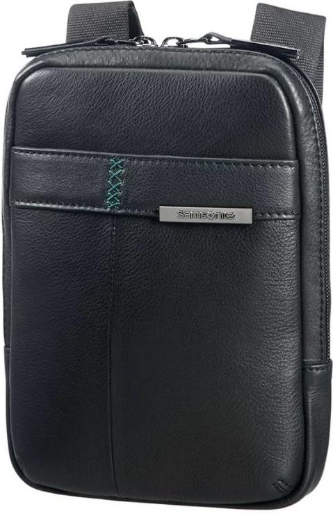 ab2373b68b Samsonite pánská kožená taška přes rameno 7 9 Formalite LTH 61N-001 černá  od 4 299 Kč - Heureka.cz