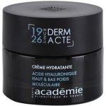 Academie Dry Skin intenzivní hydratační krém (Hyaluronic Acid High & Low Molecullar Weight) 50 ml