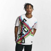Ecko Unltd. / T Shirt Tour d'Àfrique in white