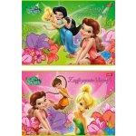 Disney Fairies Víla Zvonilka lesklé barevné papíry A4 10 listů132339