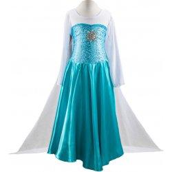 429292504c85 Dětský karnevalový kostým Frozen   šaty Frozen Ledové království Elsa  ornamenty