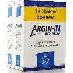 Argin-IN pro muže 90 tob. + Argin-IN 90tob.