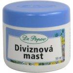 Dr.Popov Diviznová mastk masáži unavených končetin 50 ml