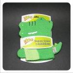Kikko Koupací maňásek Krokodýl bavlna