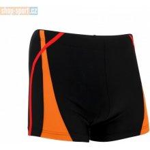 Aqua Sphere BORTI černo/oranžové
