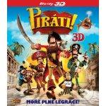 Piráti 2D+3D BD
