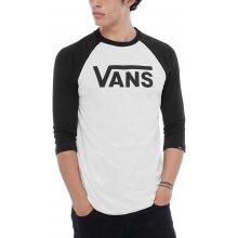 Vans Classic Raglan white-black