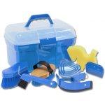 Box s čištěním pro děti modrý