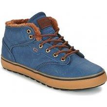 Globe Skejťácké boty MOTLEY MID FUR Modrá