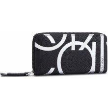 Calvin Klein Velká dámská peněženka Loud Large Ziparound K60K604505 001 e0851bc3e0