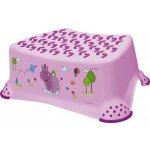 Stolička Keeeper Hippo fialová