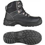 FLASH S3 pracovní kotníková obuv černá