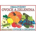 Omalovánky Ovoce a zelenina 65192