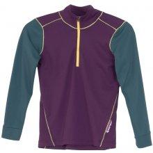 SENSOR Thermo juniorské triko + spodky fialová petrol 2014 15